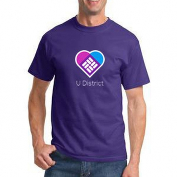 Show your support with a t-shirt.